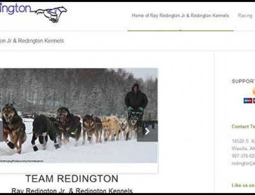 Team Redington / Redington Kennels Website